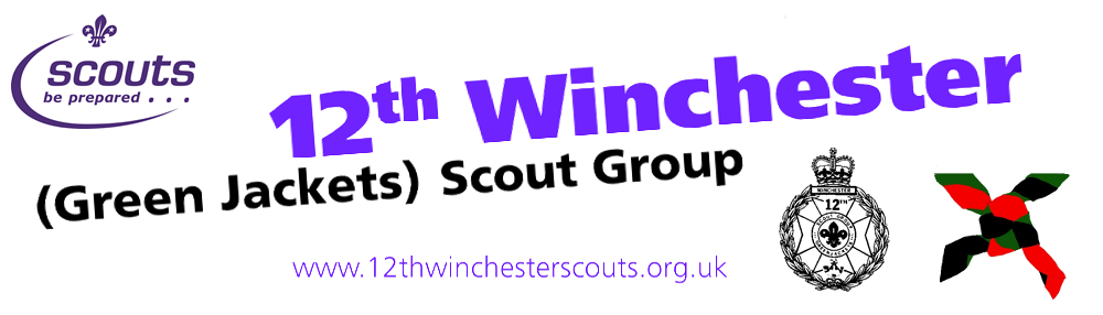 12th Winchester (Green Jackets) Scout Group