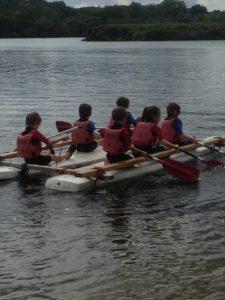 beaver-sailing